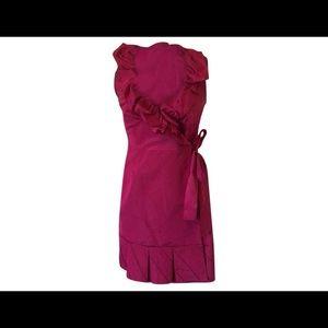 Pink Prada Dress